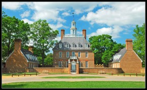 Colonial Williamsburg, History and Unreality