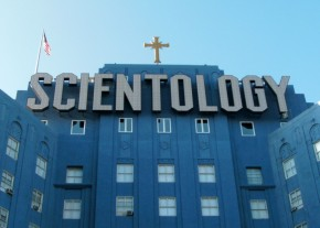 Scientology, Sculpture and Truth in Advertising